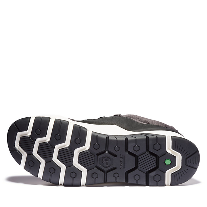 Oxford Concrete Trail para Hombre en color negro-