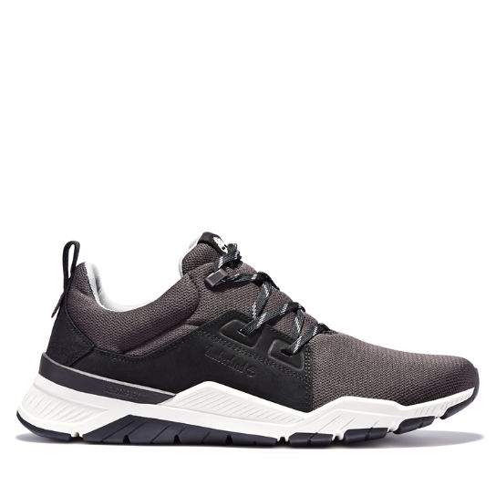 Oxford Concrete Trail para Hombre en color negro | Timberland