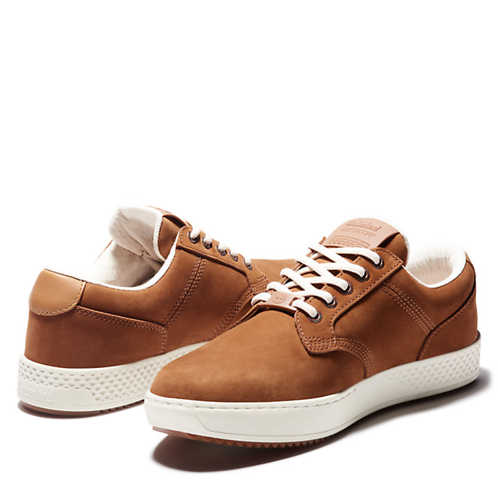 CityRoam Cupsole Sneaker for Men in Brown-
