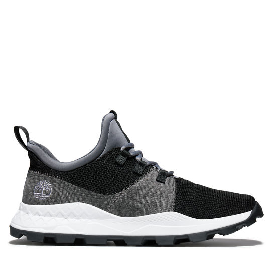 Brooklyn Flexi Knit Sneaker for Men in Black | Timberland