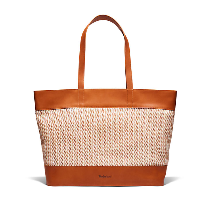 Bolso Tote Baycrest en marrón-