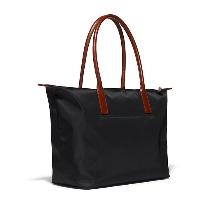 Alderbrook Tote Bag for Women in Black-