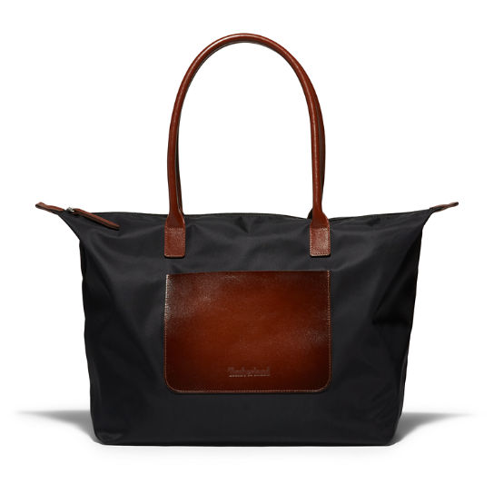 Alderbrook Tote Bag for Women in Black | Timberland