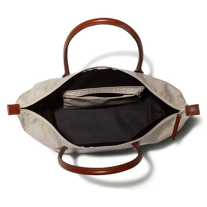 Alderbrook Tote Bag for Women in Beige-