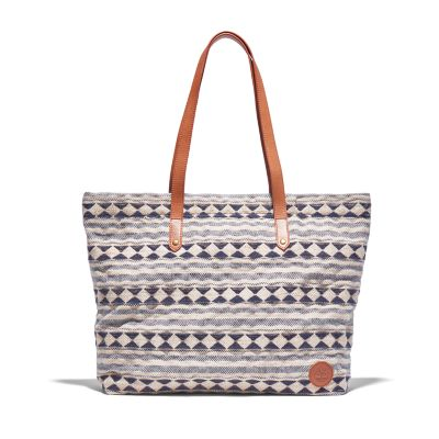 North+Twin+Tote+Bag+for+Women+in+Navy