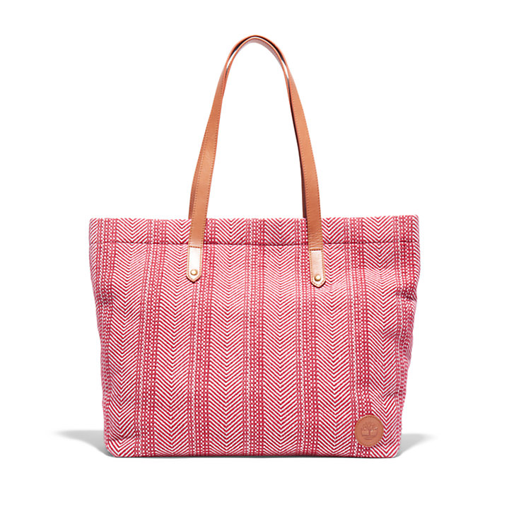 Borsa Tote da Donna North Twin in multicolore-