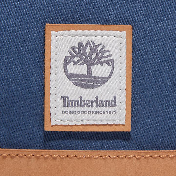 Bandolera Needham en azul-