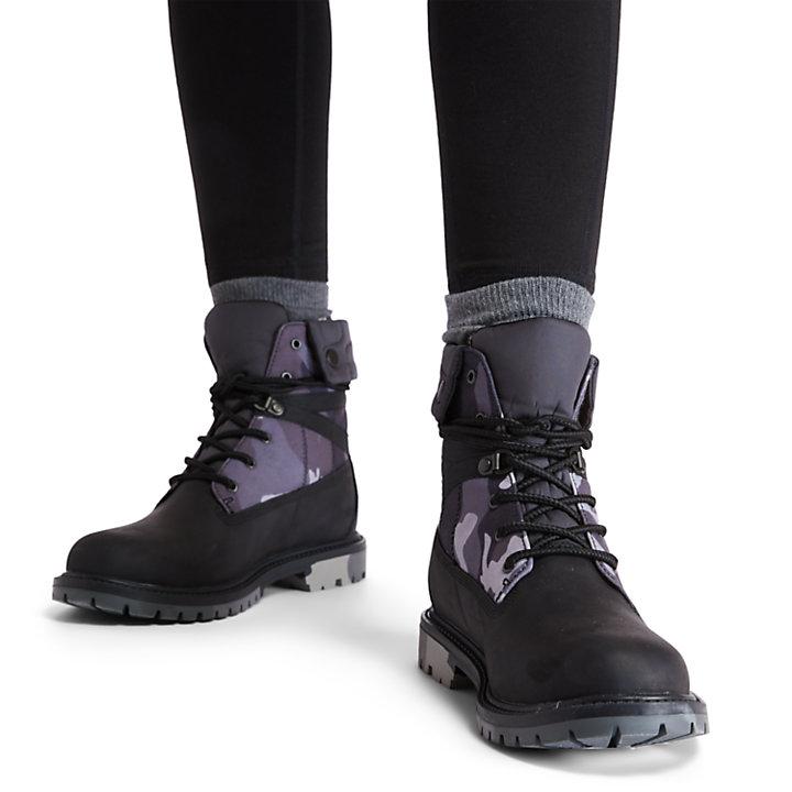Timberland® Heritage EK+ Boot for Women in Black-