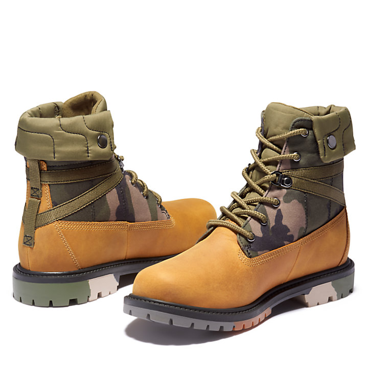 Timberland® Heritage EK+ Boot for Women in Yellow-