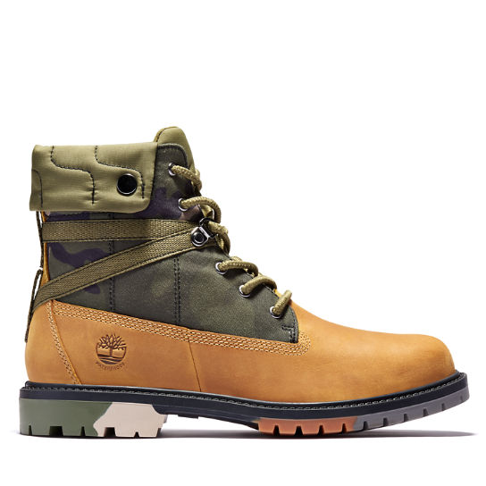 Timberland® Heritage EK+ Boot for Women in Yellow | Timberland