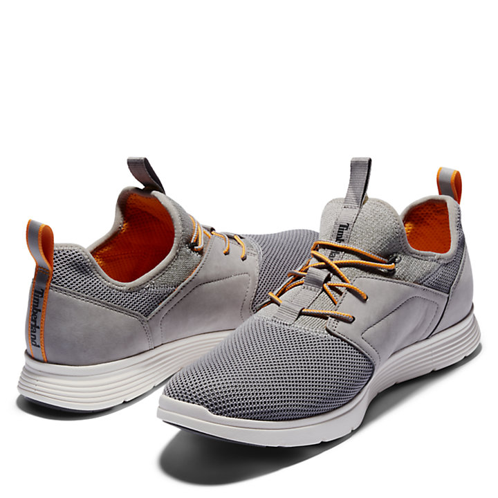 Killington Sock-Fit Sneaker für Herren in Hellgrau-
