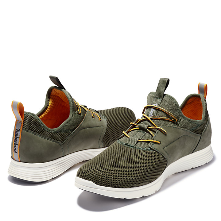 Killington Sock-Fit Sneaker voor Heren in groen-