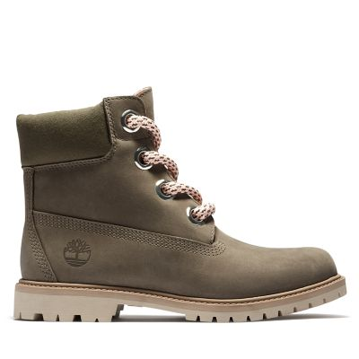 Heritage+6+Inch+Pull-on+Boot+for+Women+in+Greige