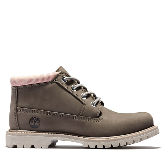 Nellie Chukka for Women in Greige | Timberland