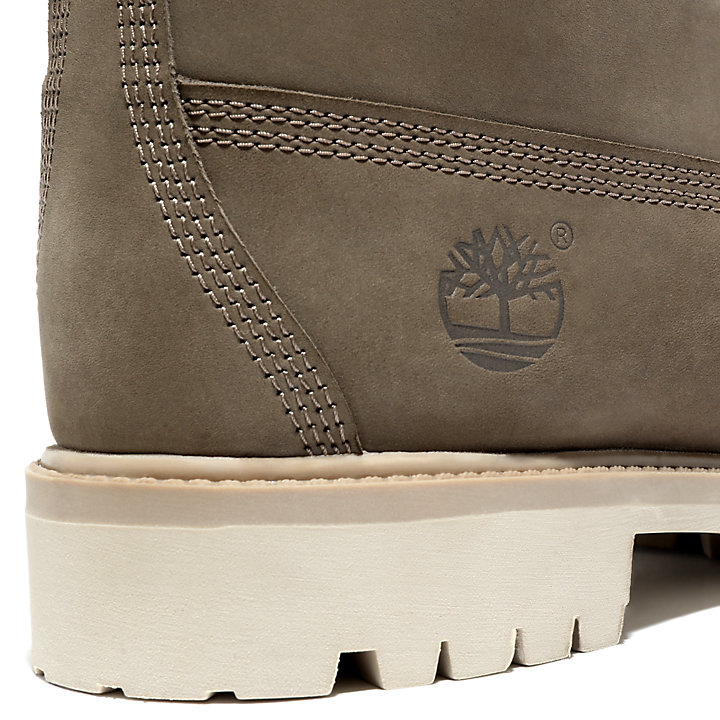 Bota 6 Inch Premium Timberland® en beis grisáceo-