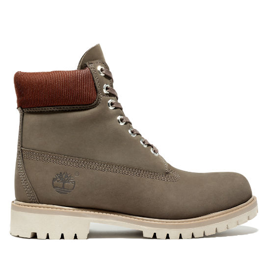 Bota 6 Inch Premium Timberland® en beis grisáceo | Timberland