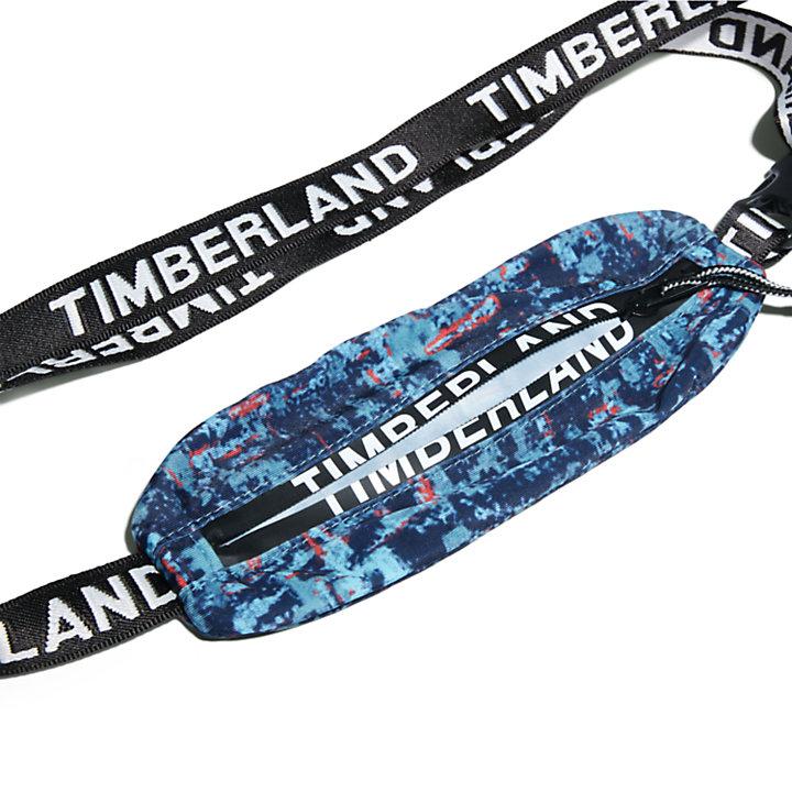 Sport Leisure Slim Chest Bag in Multicoloured-