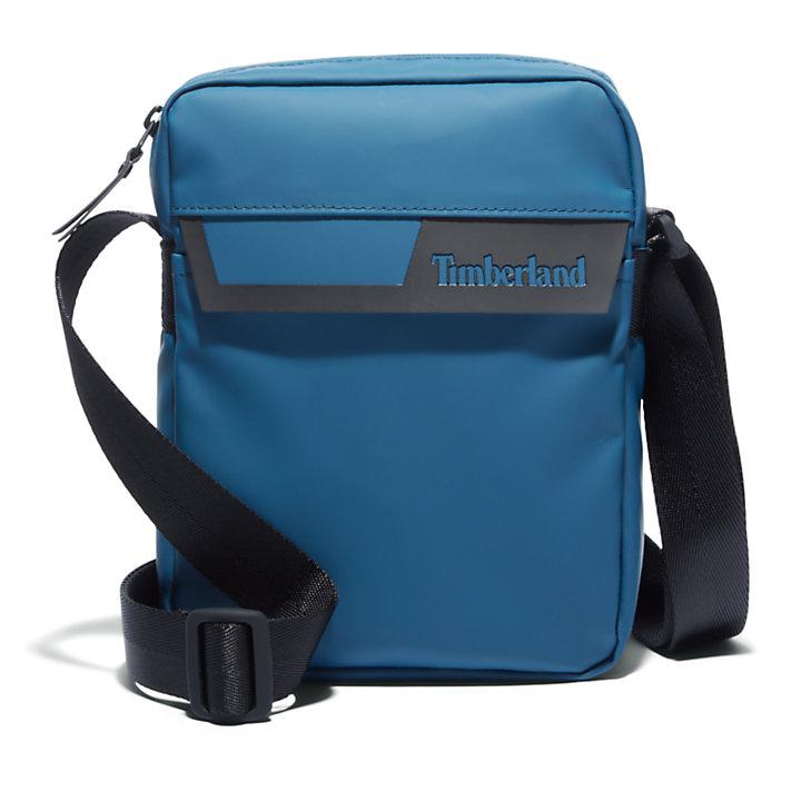 Petit sac à bandoulière Canfield en bleu-