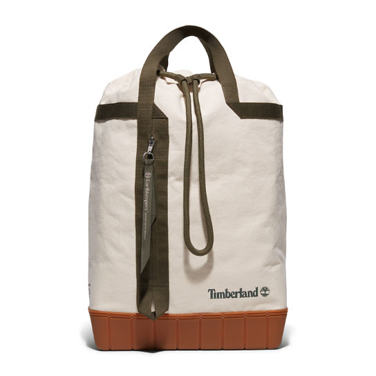 Caswell EK+ Duffel Backpack in Beige | Timberland