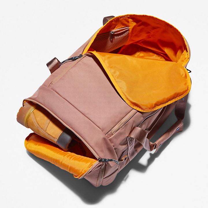 Dardin 3-Way Duffel Bag in Brown-