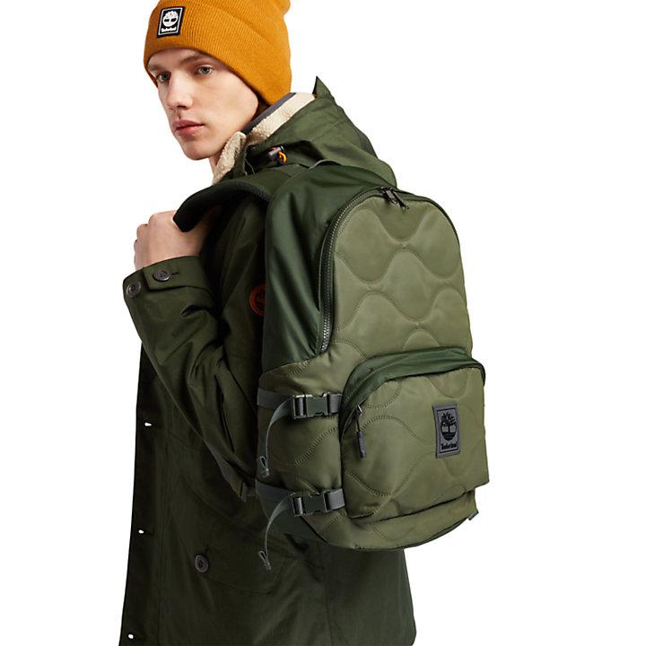 Brayden Backpack in Dark Green-