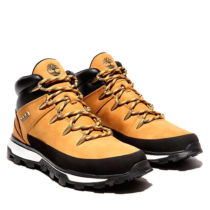 Bota de Montaña Treeline Sprint para Hombre en amarillo-