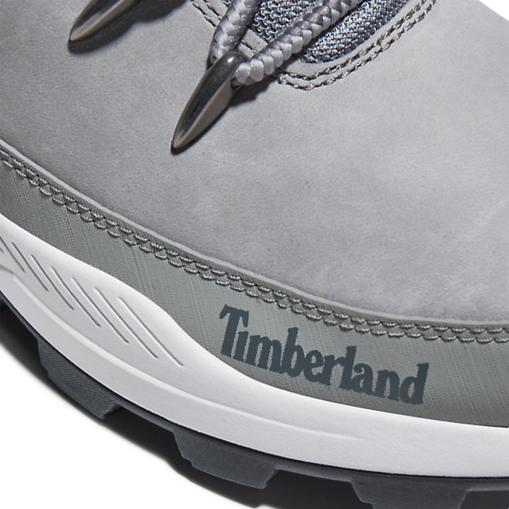 Brooklyn Euro Sprint Boot for Men in Grey-
