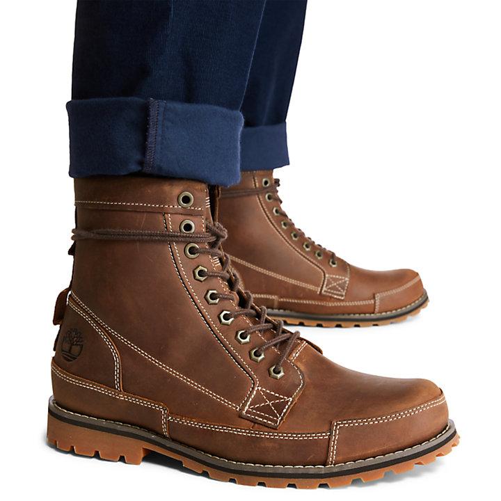 Scarponcino da Uomo Earthkeepers® Original 6 Inch in marrone chiaro-