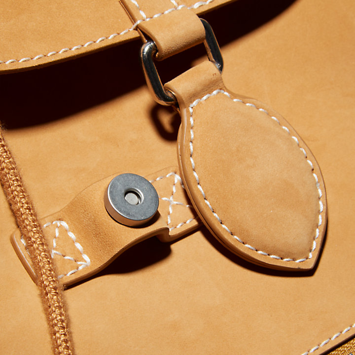 New Rain Backpack for Women in Yellow-