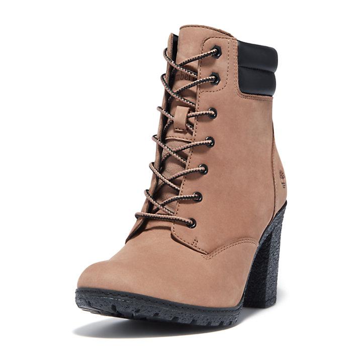 Bota 6 Inch Tillston para Mujer en marrón claro-