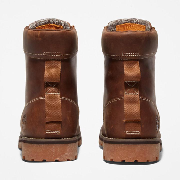 Rugged Waterproof II 6-Inch-Stiefel für Herren in Braun-