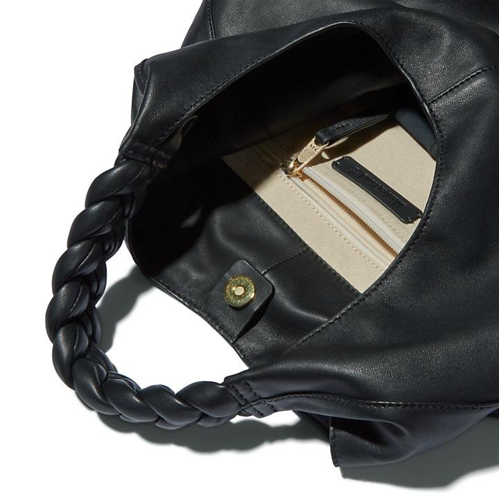 Echo Bay Hobo Bag for Women in Black-