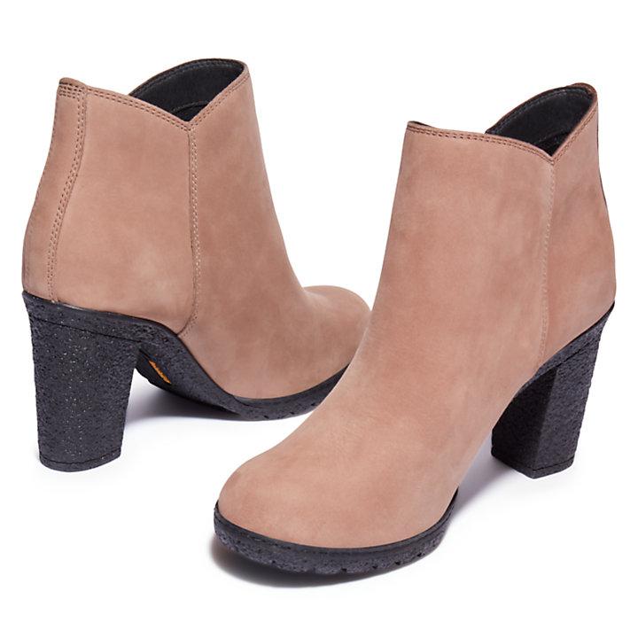 Botín Tillston para Mujer en marrón claro-
