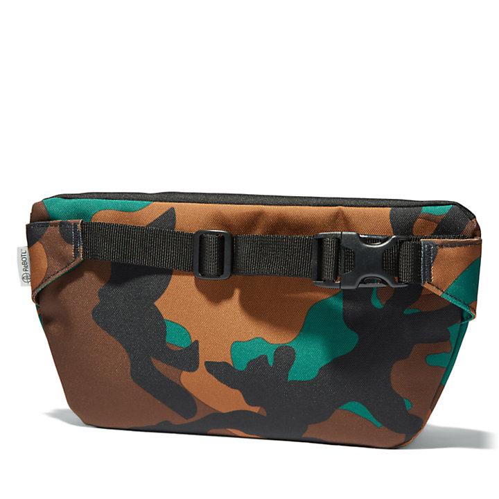 Bailer Schoudertas met print in camouflage-