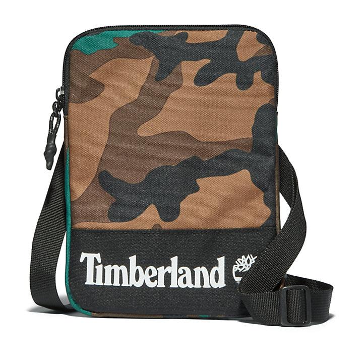Bailer Mini Printed Crossbody Bag in Camo-