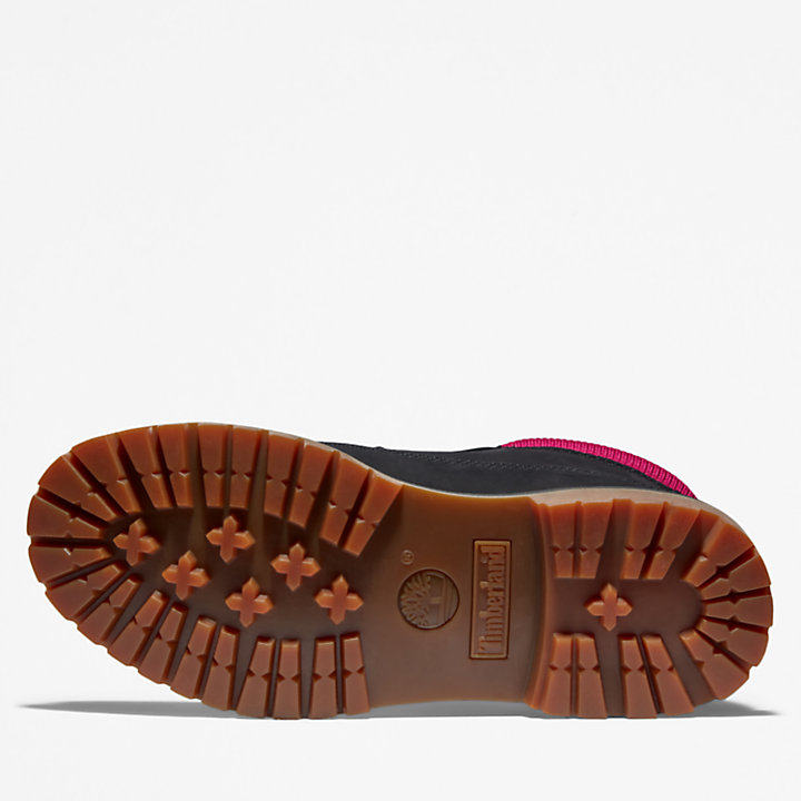 Chukka Nellie Timberland® para Mujer en color negro/rosa-