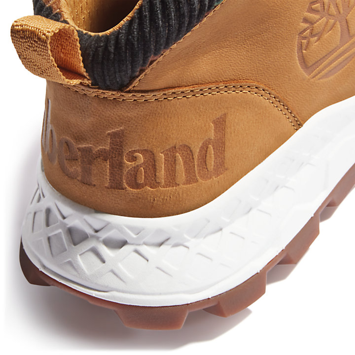 Brooklyn Hiking Boot for Men in Brown-