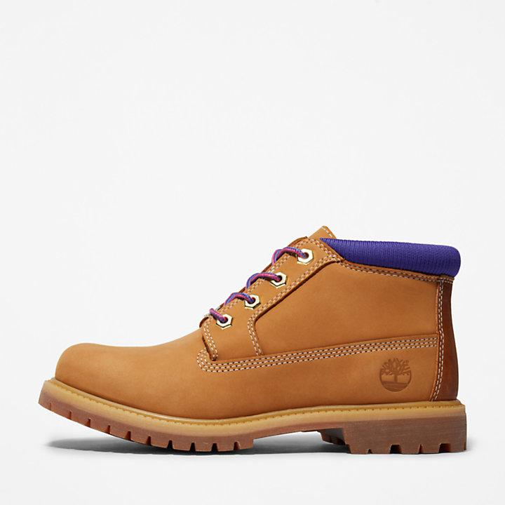 Timberland® Nellie Chukka for Women in Yellow/Purple-