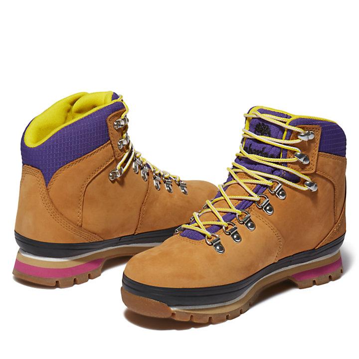 Bota de Montaña Timberland® Euro para Mujer en amarillo-