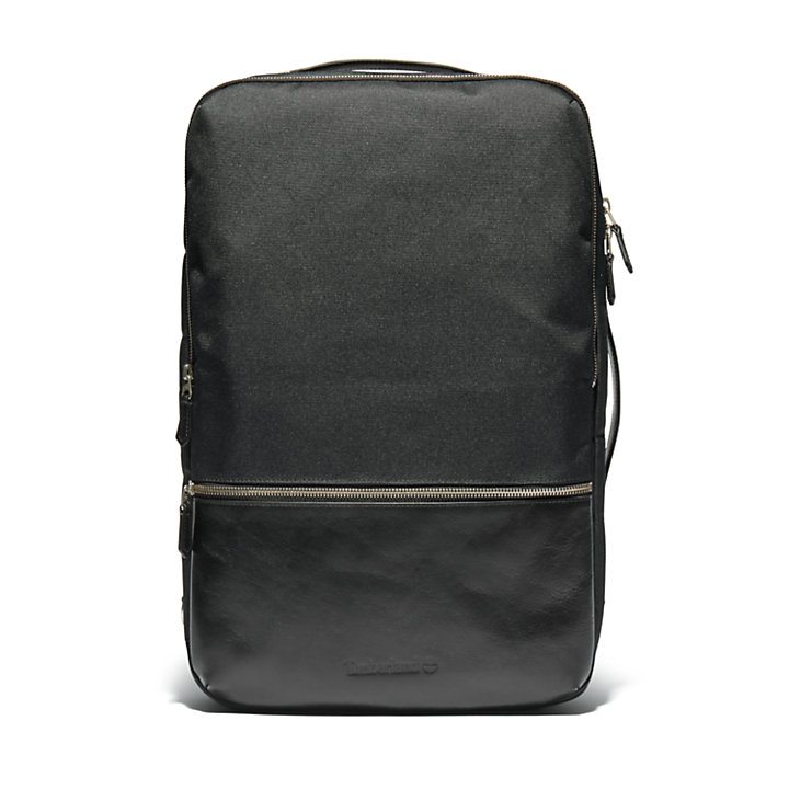 Cabot Overnight Backpack in Black-