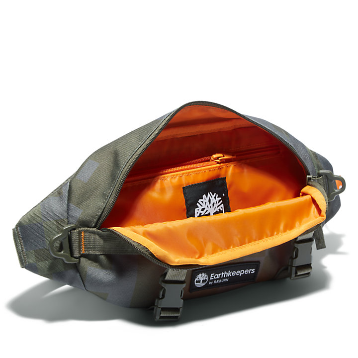 Earthkeepers® by Raeburn Sling Bag for Men in Green Camo-