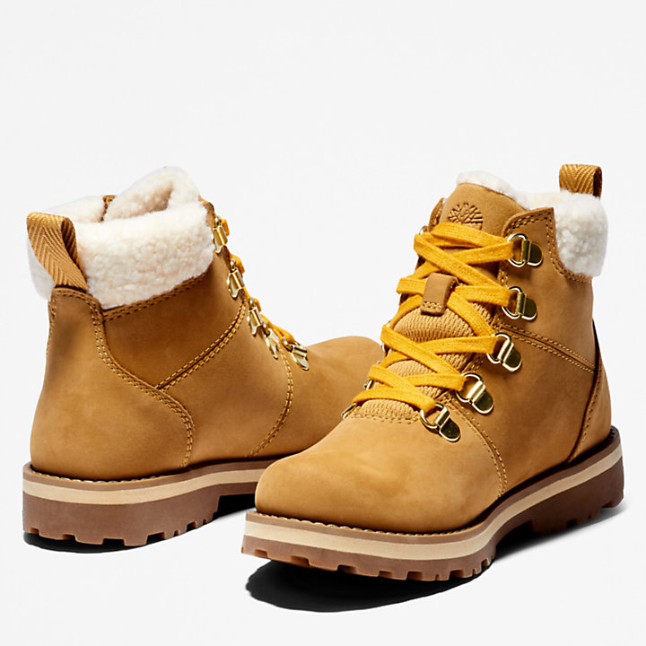 Courma Kid Boot for Youth in Yellow-