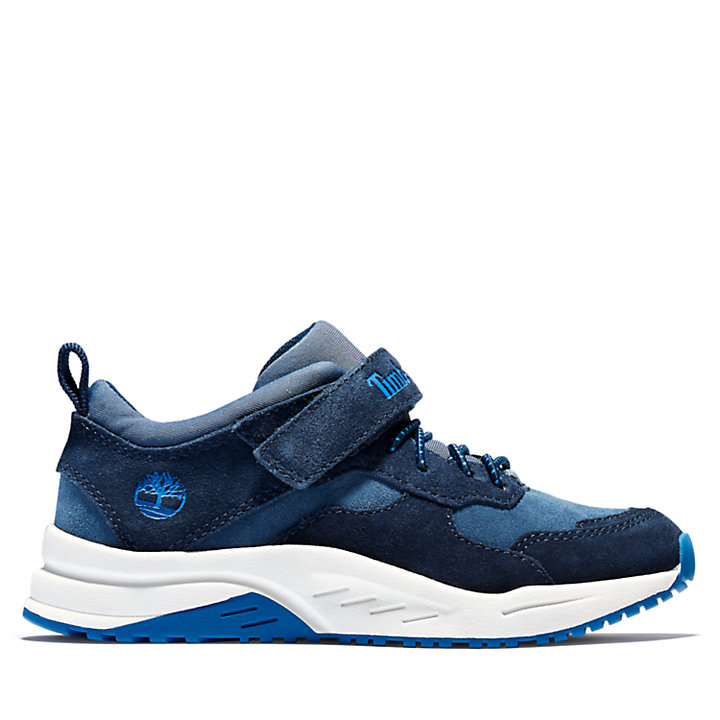 Bramber Sneaker for Youth in Navy-