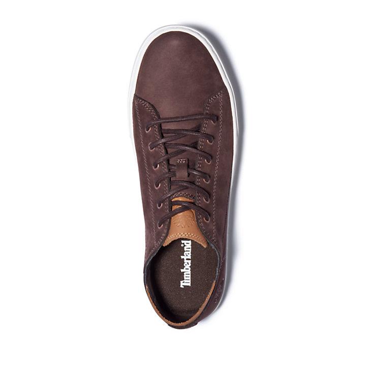 Sneaker da Uomo Adventure 2.0 Nubuck in marrone scuro-