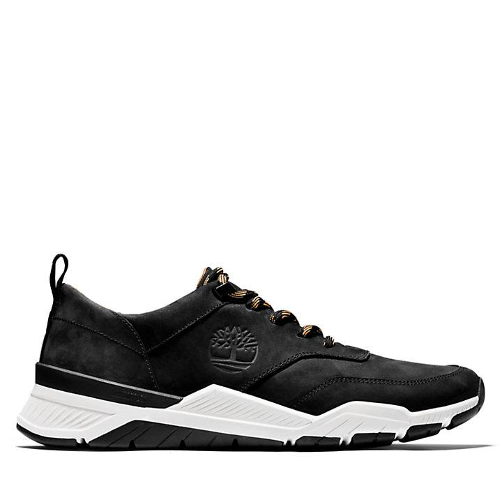 Concrete Trail Sneaker for Men in Black-