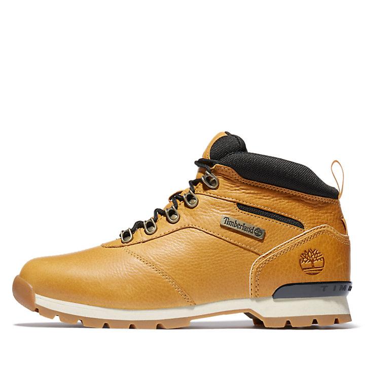 Splitrock Mid Hiker for Men in Yellow-