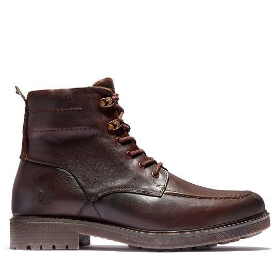 Oakrock Side-zip Boot for Men in Dark Brown | Timberland