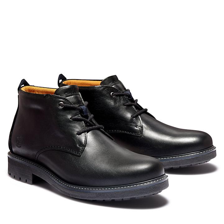 Oakrock Chukka Boot for Men in Black-