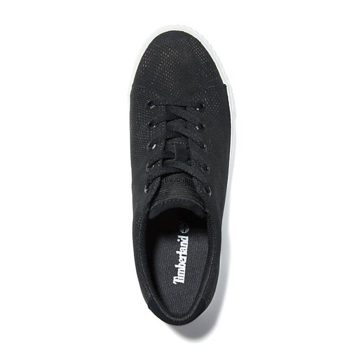 Skyla Bay Ledersneaker für Damen in Schwarz-