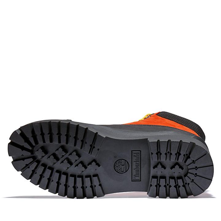 Botas 6 Inch con Puntera de Goma Bee Line x Timberland® para Hombre en naranja-